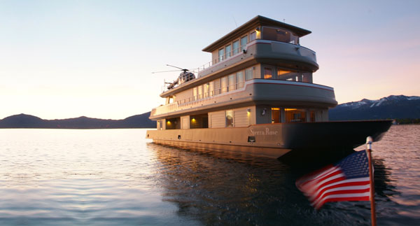 Houseboats Custom Luxury Houseboats